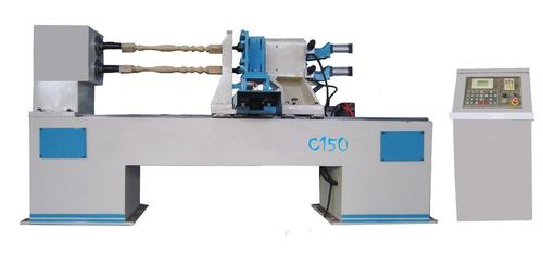 CNC Wood Lathe 2 Axis
