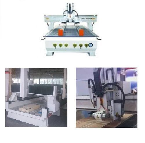 Engraving and Side Drilling Machine